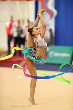 Arina AVERINA (Russia) ~ Ribbon @ Russian National Championship 2017 ❤️❤️ in Penza Photographer Oleg Naumov. Gymnastics World, Gymnastics Photos, Gymnastics Photography, Sport Gymnastics, Artistic Gymnastics, Rhythmic Gymnastics Training, Gymnastics Flexibility, Rhythmic Gymnastics Leotards, Dance Shirts