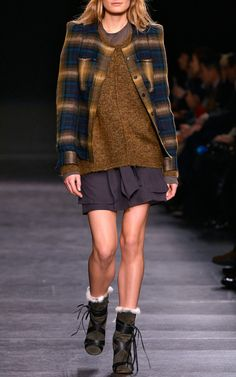 Clyde Skirt by Isabel Marant for Preorder on Moda Operandi