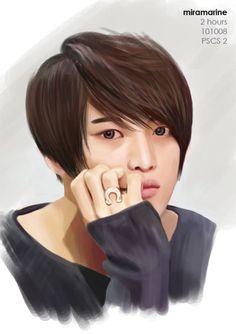 jaejoong by w-miras on DeviantArt
