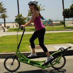 Elliptical/bike! i want one!