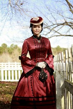 The Vampire Diaries Vampire Diaries Funny, Katharina Petrova, Masquerade Outfit, Southern Belle Dress, Kelly Hu, 1950s Outfits, Bustle Dress, Movie Costumes, Victorian Dresses