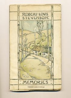 R.l. Stevenson Memories by KING, Jessie M. - Jonkers Rare Books