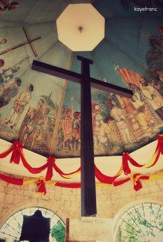 Magellan's Cross, Cebu I hope I could live in Cebu..please God help me to realize my goals and dreams..