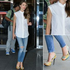 Repeat After Keri: Simple Is Chic!