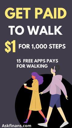 1000 Steps, Money Fast, Earn Money, Online Jobs, Make Money Online, Fun Jobs, The Neighbourhood, 4th Trimester, Walking