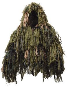 High quality ghillie camouflage suits, BDU, sniper suits and make your own ghillie suit kits. Camping Survival, Outdoor Survival, Survival Prepping, Emergency Preparedness, Survival Gear, Survival Skills, Survival Stuff, Survival Supplies, Ghillie Suit