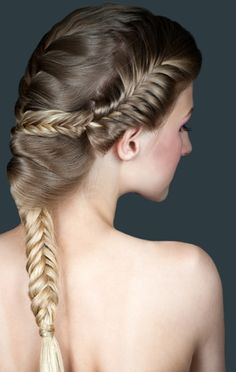 Many Ideas of Braid Hairstyle As wonderful as braids can be to create interesting protective styles, braiding hair can sometimes feel heavy when it comes to hairstyles Braiding hair is . Holiday Hairstyles, Modern Hairstyles, Latest Hairstyles, Hairstyles With Bangs, Girl Hairstyles, Braided Hairstyles, Beauty Trends, Beauty Hacks, Peinado Updo