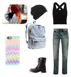 """Out and about"" by ebonywood141 on Polyvore"