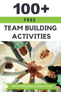 Need more team building resources? Get 60 free team building activities! Team Building Activities For Adults, Team Bonding Activities, Leadership Activities, Activities For Teens, Building Ideas, Corporate Team Building Activities, Physical Activities, Office Team Building Games, Quick Team Building Games