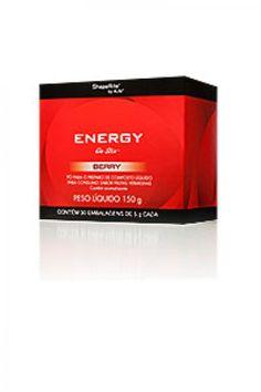 Energy Go Stix Berry por R$188,90 com 30 saches | Saúde | | TriClick