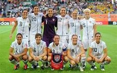 Image detail for -Part of the) 2011 USA Women's World Cup Soccer Team
