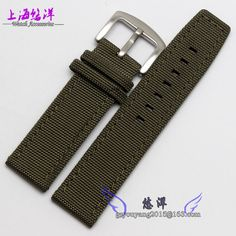 $21.90 (Buy here: https://alitems.com/g/1e8d114494ebda23ff8b16525dc3e8/?i=5&ulp=https%3A%2F%2Fwww.aliexpress.com%2Fitem%2FNew-arrival-2015-New-Army-Green-Black-Nylon-Fabric-leather-bottom-Watch-Band-Strap-22mm-Watchbands%2F32644624707.html ) New arrival 2016 New Army Green Black Nylon Fabric+leather bottom Watch Band Strap 22mm Watchbands bracelet promotion cheap for just $21.90