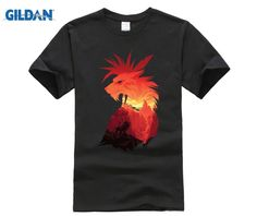 Final Fantasy VII Red XIII Nanaki Shirts  Price: 20.02 & FREE Shipping  #clothing Online Rpg, Video Game T Shirts, Final Fantasy Vii, Shirt Price, Sleeve Styles, Finals, Free Shipping, Casual, Clothing
