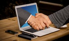 Free Image on Pixabay - Handshake, Hands, Laptop, Monitor Research Assistant, Virtual Assistant Services, Professional Etiquette, Professional Website, Sustainability Consulting, Make Money Online, How To Make Money, Monitor, Most Successful Businesses