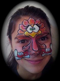 14 Thanksgiving Inspirations Ideas Face Design Face Painting Halloween Face Painting