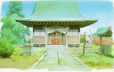 Flooby Nooby: The Art of Studio Ghibli - Part 5