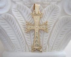 Armenian cross breath by BouriotSculpteur on Etsy