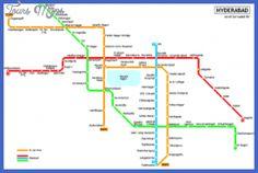 awesome India Subway Map