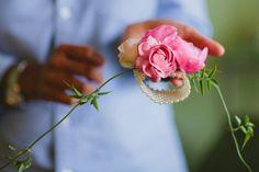 DIY: Floral Wrist Corsage - Project Wedding