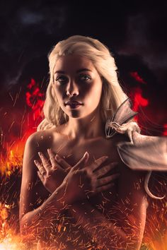 Mother of Dragons by anniefischingerphoto.deviantart.com on @DeviantArt