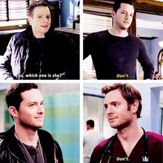 Those brother parallels! #ChicagoPD 2x17 & #ChicagoMed 1x05