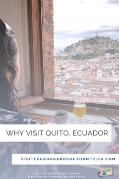 Why visit Quito, Ecuador, and Unesco´s first world heritage site. travel tips travel the world trip where to travel world traveler travel ideas family travel cool history history stuff best cities best cities in the world cities to visit cities big city city travel World Cities, Best Cities, Travel Ideas, Travel Tips, Quito Ecuador, Galapagos Islands, Just Dream, Quites, World Traveler