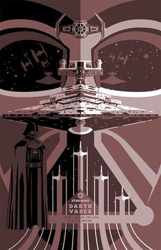 Cool STAR WARS Poster