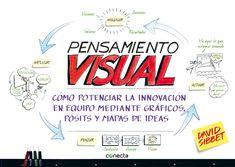 La tecnica de análisis llamada VISUAL THINKING  o visualización, se basa en la organización visual de contenidos, en la imaginación de esce...