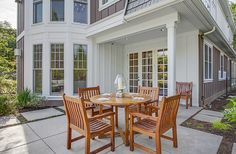 The perfect place to enjoy the paper and your morning coffee. Medina, WA Coldwell Banker BAIN