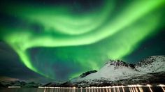 """More details about the """"making of"""" on http://newswatch.nationalgeographic.com/2013/06/18/how-a-stunning-aurora-video-was-made/  The soft light of the arctic regions attracted me magically so that I decided to dedicate a project to it. Around the polar circle light occupies a very important role, especially in winter. During the freezing months the sun creeps only along the horizon providing thus long hours of this tender twilight that occurs before sunrise and after sunset. But the nights…"""