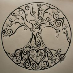 Tree of life make it more real… color…