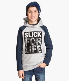 H&M Hooded Shirt $14.95