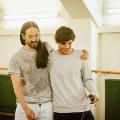 Steve and Louis #JHO @LouisWilliamT @louist91 @steveaoki