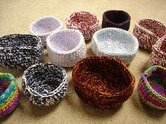 Ravelry: Wildlife Rescue Nest pattern by Laurie Baity