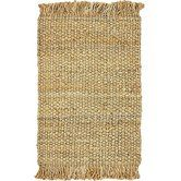 Found it at Wayfair - Davin Hand-Woven Natural Area Rug
