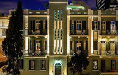 Alma Hotel, Tel Aviv.  Una nuova, colorata parentesi tra il fascino del passato e un gusto più contemporaneo.