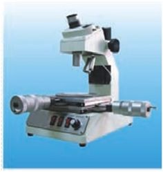 A tool maker microscope is a type of a multi functional device that is primarily used for measuring tools and apparatus. http://www.lab360.co.in/microscopes-telescopes.htm