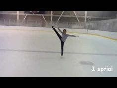 8 year old Nicole Asyrian of New York City is demonstrating for us her skating exercises that will help her become the superstar of her dreams. Nicole is a h...