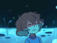 """UNDERTALE- """"What's a star?"""""""