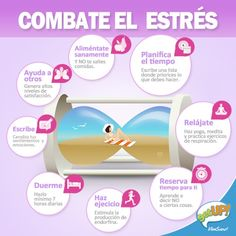 Combate el #estrés