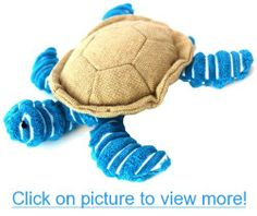 Sea Life Marine Animal Plush Squeaky Toy Collection (Blue, Sea Turtle) Pet Toys, Turtle, Plush, Sea, Animals, Life, Collection, Turtles, Animales