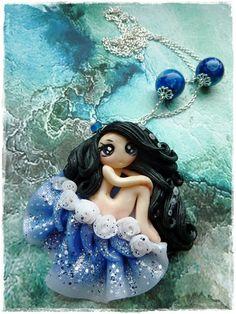 SWEETY BLUE Doll von Marions Traumlädchen auf DaWanda.com