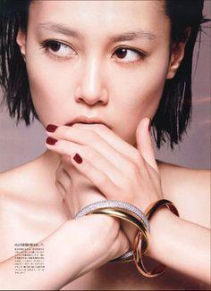 rinko kikuchi: japanese actress