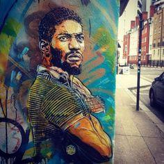 C 215 http://www.widewalls.ch/artist/c215/ #graffiti #stencil #streetart