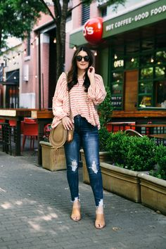 Striped Free People