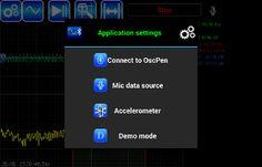 ar-oscilloscope.com|Wireless Oscilloscope| Bluetooth Bluetooth, Connection