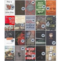 """Announcing the 2012 National Book Award Finalists! VCU alumnus Kevin Powers is one of the 2012 National Book Award Finalists! nationalbook: """" For information about this year's twenty Finalists, visit. I Love Books, Great Books, Books To Read, My Books, Billy Lynn, National Book Award Winners, Louise Erdrich, Lifetime Achievement Award, Award Winning Books"""