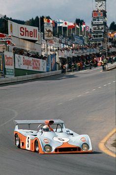 1000 km Spa Mike Hailwood Derek Bell John Wyer Automotive Engineering Mirage M6-Ford (Firestone) - Page 364