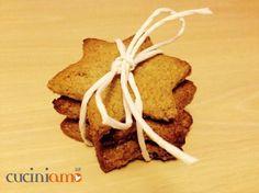 Biscotti speziati per la merenda di Natale