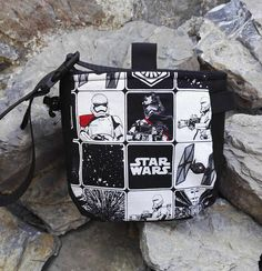 Items similar to Star Wars Chalk Bag on Etsy Climbing Chalk, Diaper Bag, Lunch Box, Star Wars, Rock, Stars, Trending Outfits, Unique Jewelry, Awesome